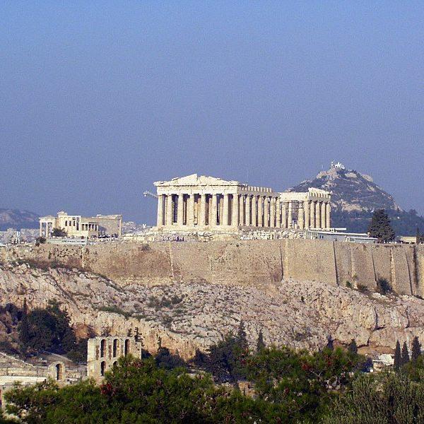 1 decembrie in Atena, Grecia