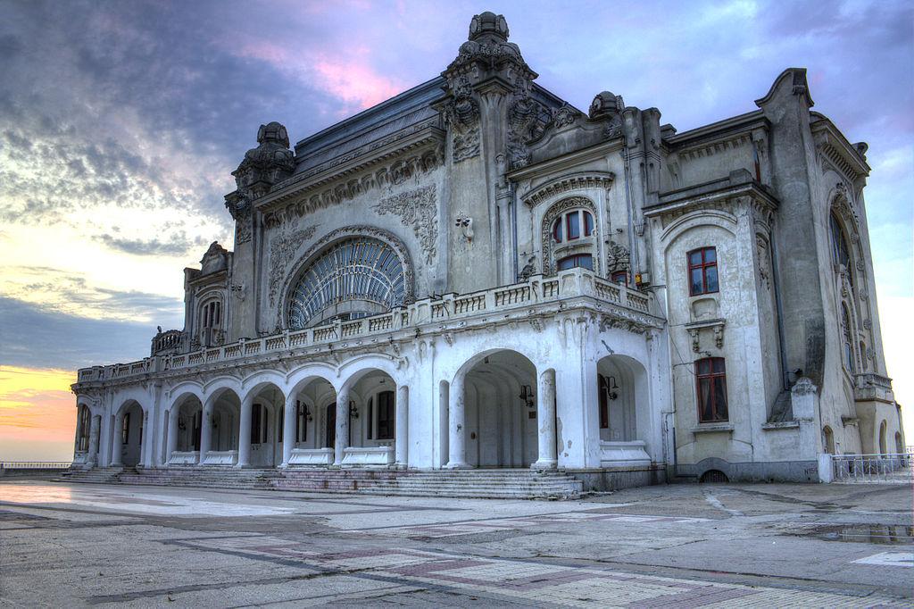 Cele mai importante obiective turistice in Constanta