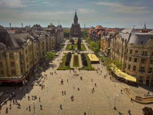 Cele mai importante obiective turistice in Timisoara