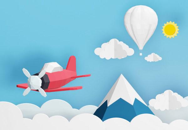 Ce trebuie sa stim despre calatoria cu bebelusul in avion?