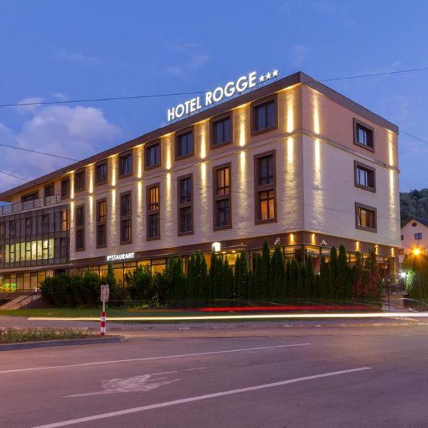 Hotel Rogge - top 5 cele mai bune hoteluri in resita