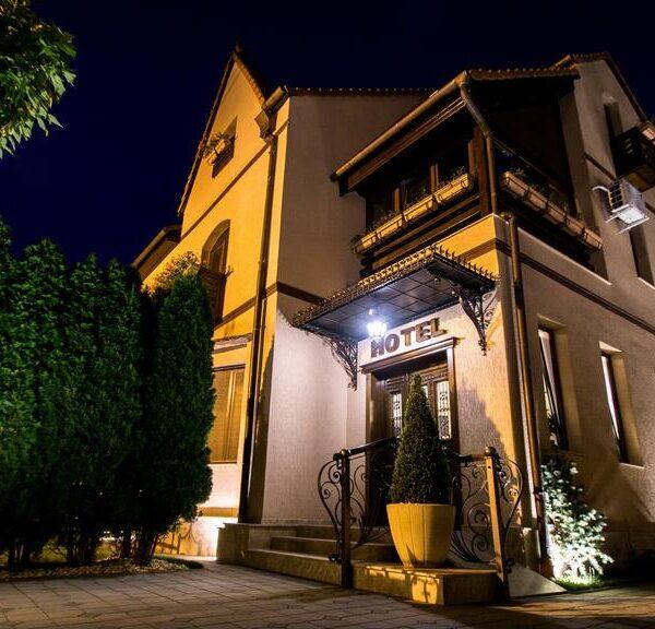 Nobles Boutique Resort - top 5 cele mai bune hoteluri in sibiu